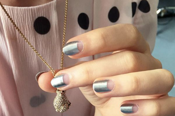 3 new takes on classic French manicure